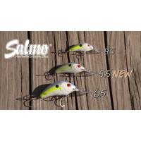Обзор воблеров Salmo Hornet