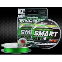Шнур Favorite Smart PE 3x 150м