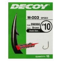 Крючок Decoy M-003 Speed
