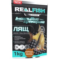 Прикормка Realfish Лещ Ваниль-Корица