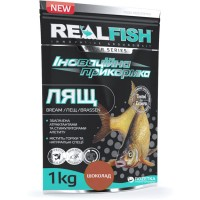 Прикормка Realfish Лещ Шоколад