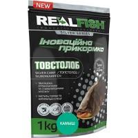 Прикормка Realfish Толстолоб Камыш