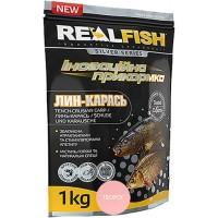 Прикормка Realfish Линь-карась Творог