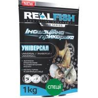 Прикормка Realfish Универсал Специи