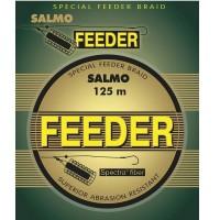 Плетеный шнур Salmo Feeder 125м