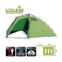 Палатка автомат. 3-х мест. Norfin PELED 3 NF
