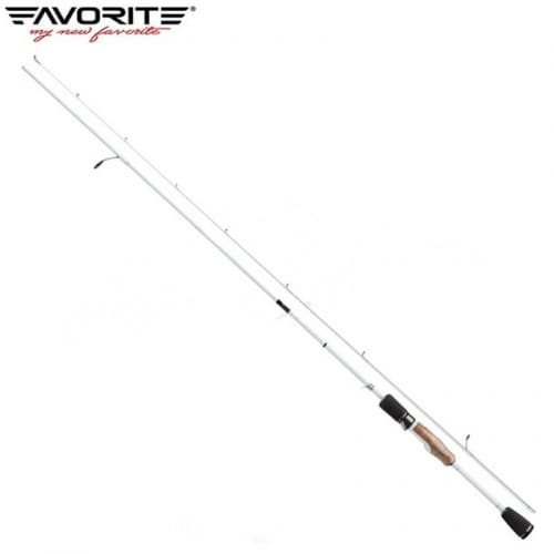 Спиннинг Favorite White Bird NEW WBR-682SUL-S 2.04m 0.5-5g 4-6lb