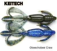 Силикон Keitech Crazy Flapper 3.6